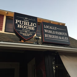 The Public House La Jolla