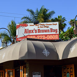 Alex's Brown Bag