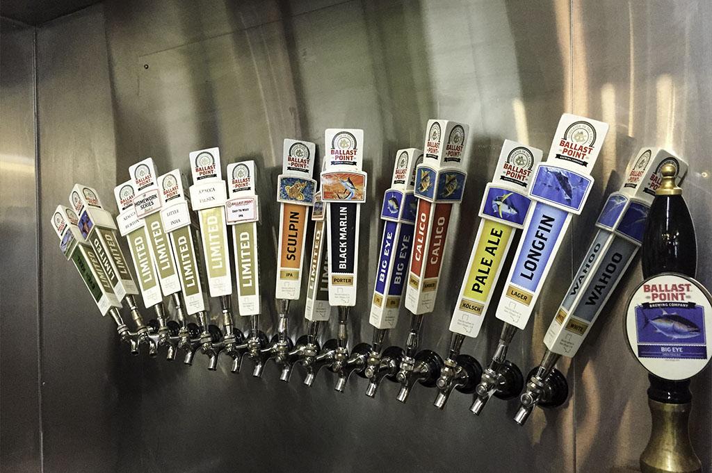 Ballast Point Home Brew Mart Good Eats San Diego Mike Puckett Photography 1024 3