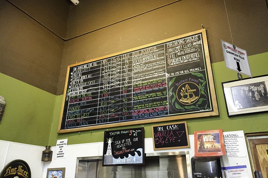 Ballast Point Home Brew Mart Good Eats San Diego Mike Puckett Photography 1024 4