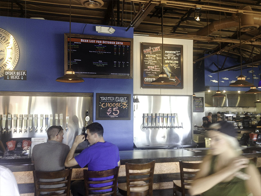 Ballast Point Little Italy Top Cali Craft Beer Good Eats San Diego Mike Puckett Photography 1024 1