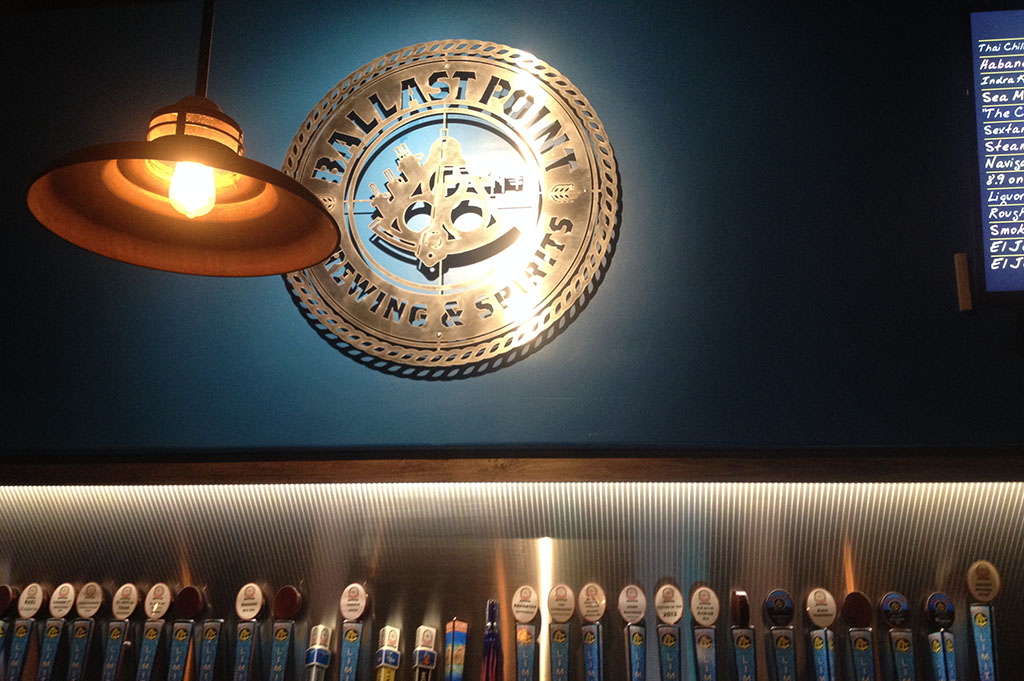 Ballast Point Little Italy Top Cali Craft Beer Good Eats San Diego Mike Puckkett DDM 1