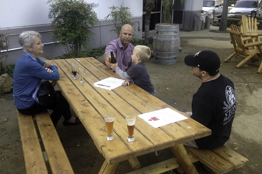 Belching Beaver Top Cali Craft Beer Good Eats San Diego Mike Puckett Photography 1024 5
