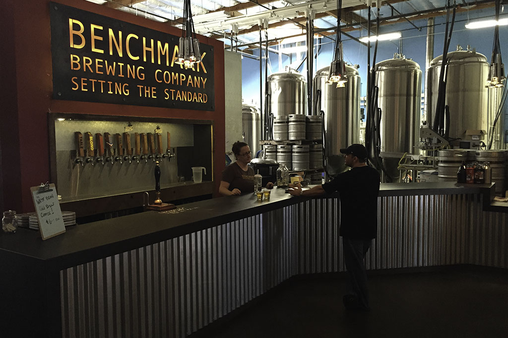 Benchmark Brewing Top Cali Craft Beer Good Eats San Diego Mike Puckett Photography 1024 5