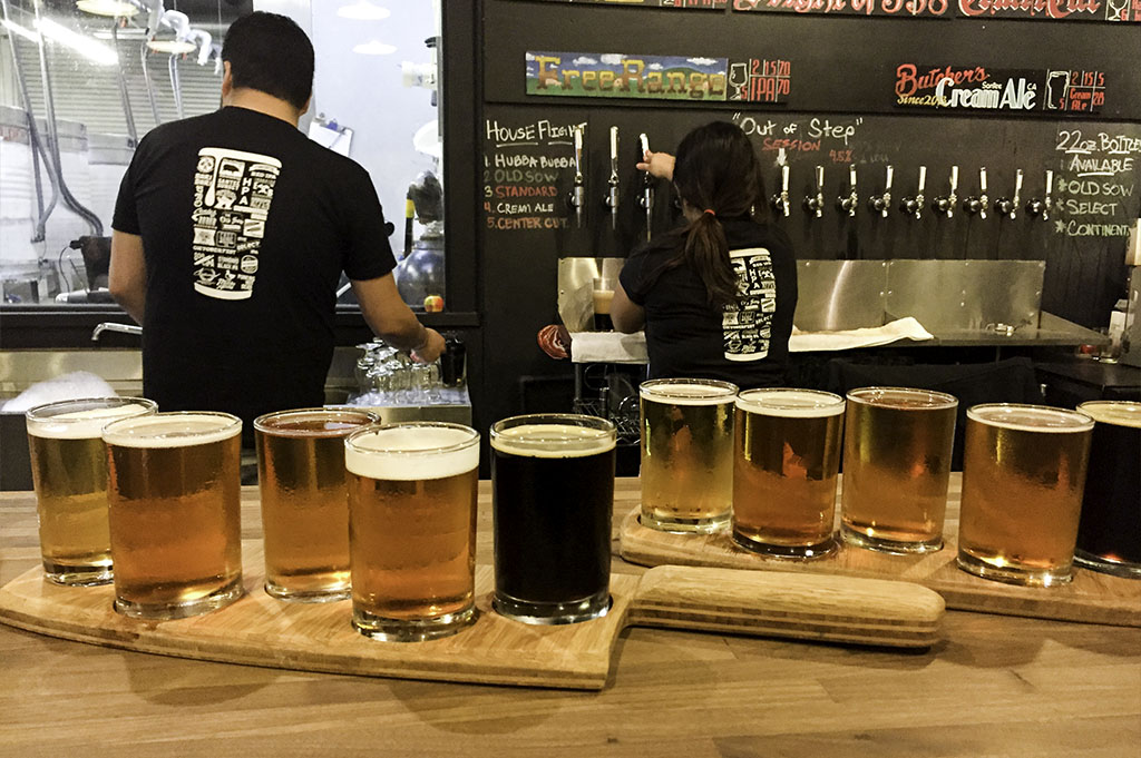 Butchers Brewing Top Cali Craft Beer Good Eats San Diego Mike Puckett Photography 1024 8