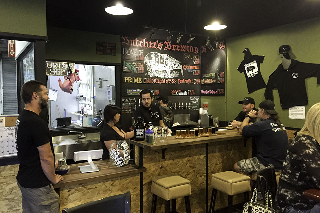 Butchers Brewing Top Cali Craft Beer Good Eats San Diego Mike Puckett Photography 1024 9