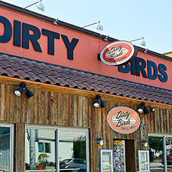 Dirty Bird's Pacific Beach