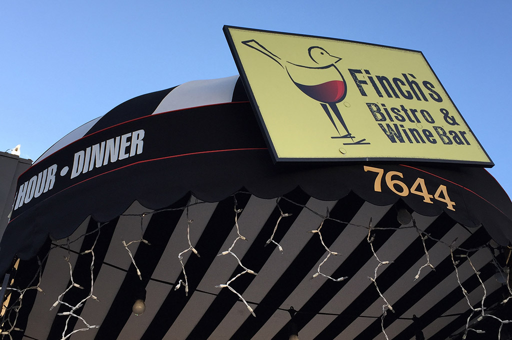 Finch's Bistro & Wine Bar 2 San Diego 250 Good Eats Local Mike Puckett DDM
