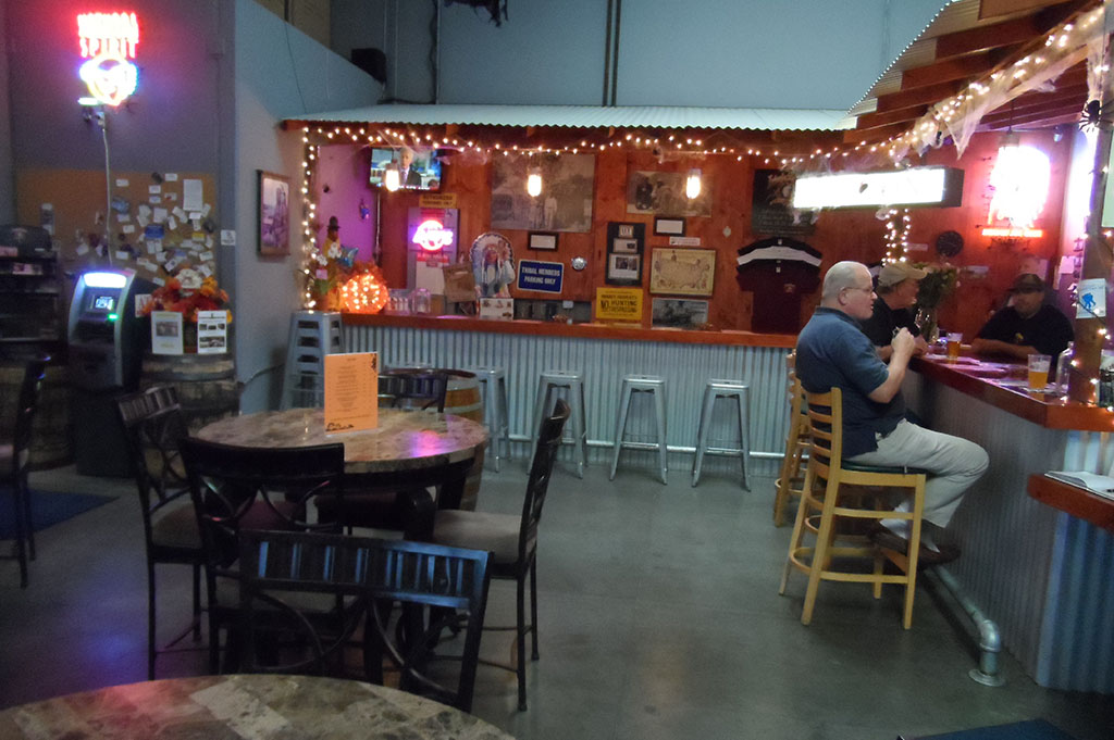 Indian Joe Brewing Company Top Cali Craft Beer Good Eats San Diego Mike Puckkett DDM 1