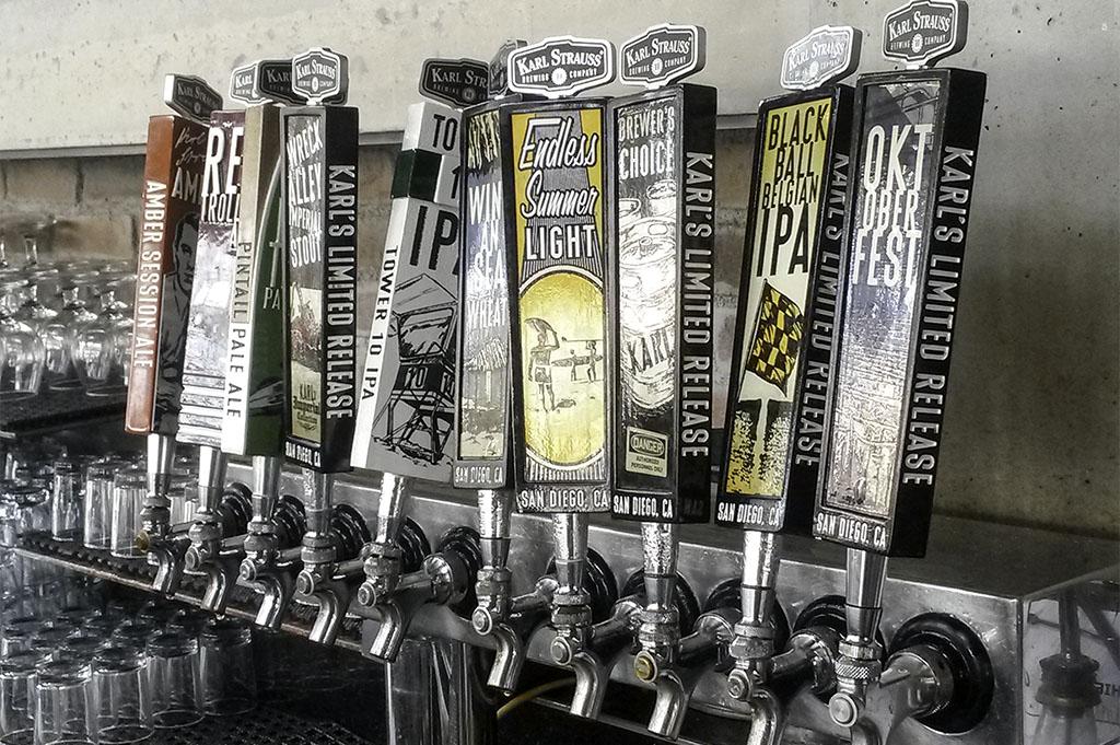 Karl Strauss La Jolla Top Cali Craft Beer Good Eats San Diego Mike Puckett Photography 1024 2