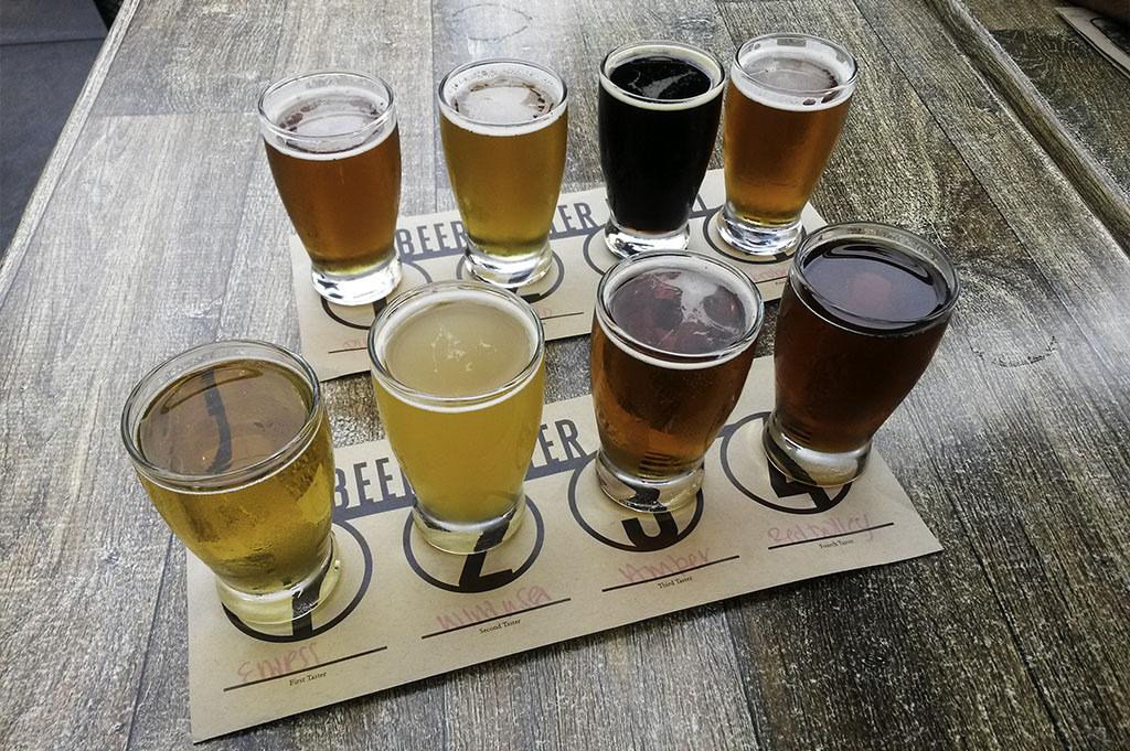 Karl Strauss La Jolla Top Cali Craft Beer Good Eats San Diego Mike Puckett Photography 1024 6
