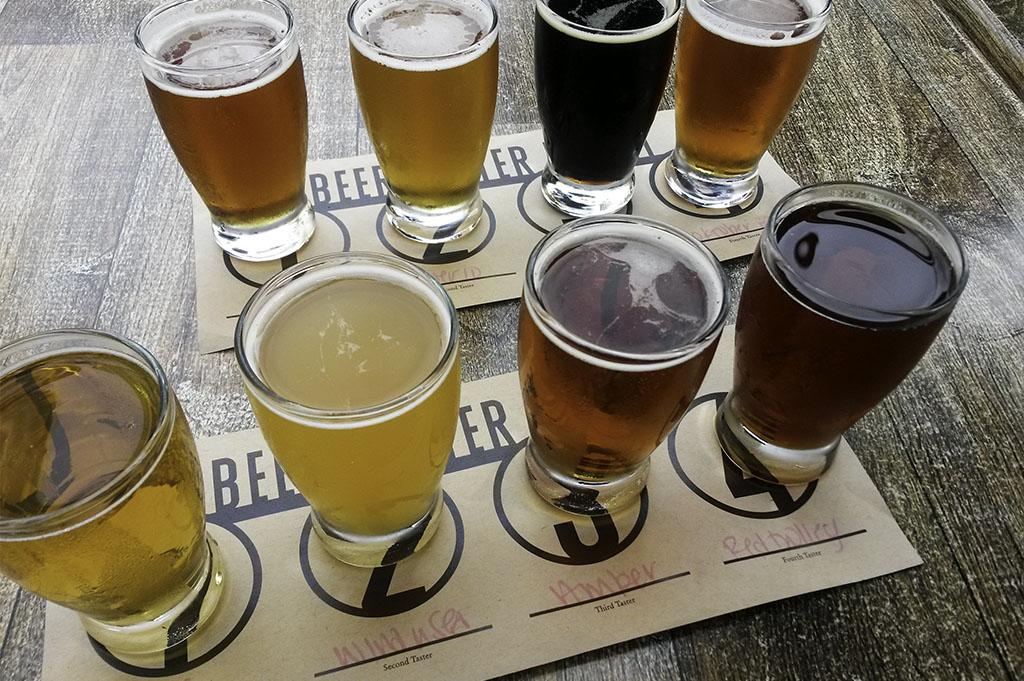 Karl Strauss La Jolla Top Cali Craft Beer Good Eats San Diego Mike Puckett Photography 1024 7