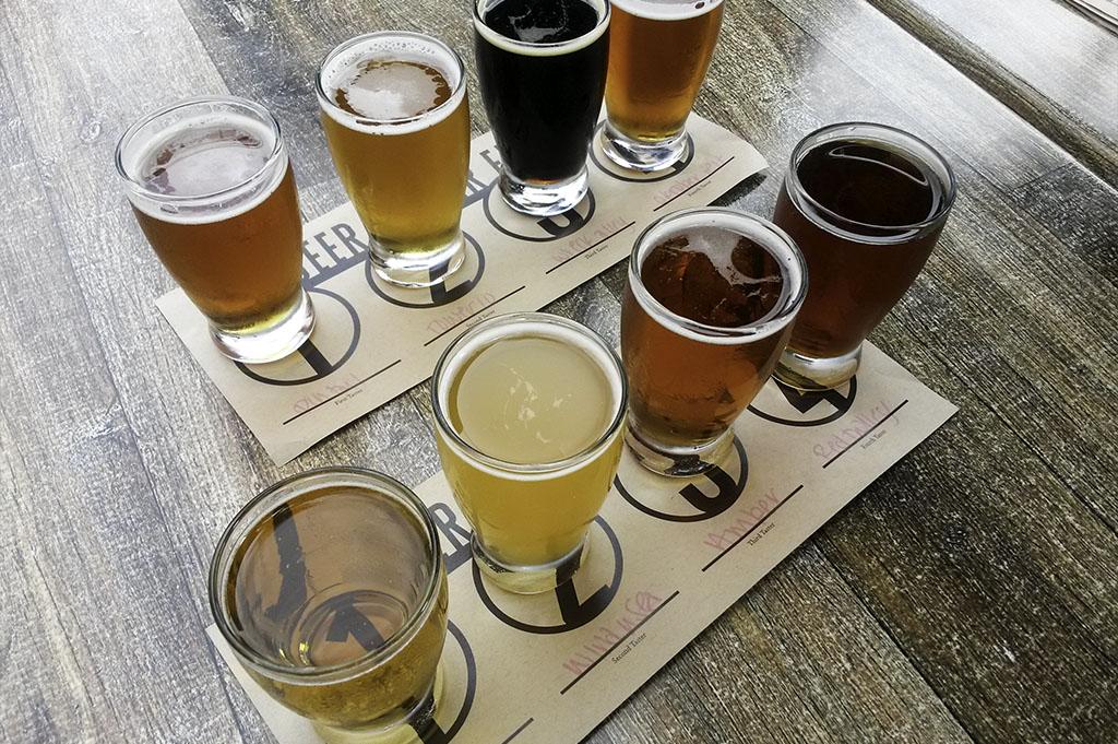 Karl Strauss La Jolla Top Cali Craft Beer Good Eats San Diego Mike Puckett Photography 1024 8