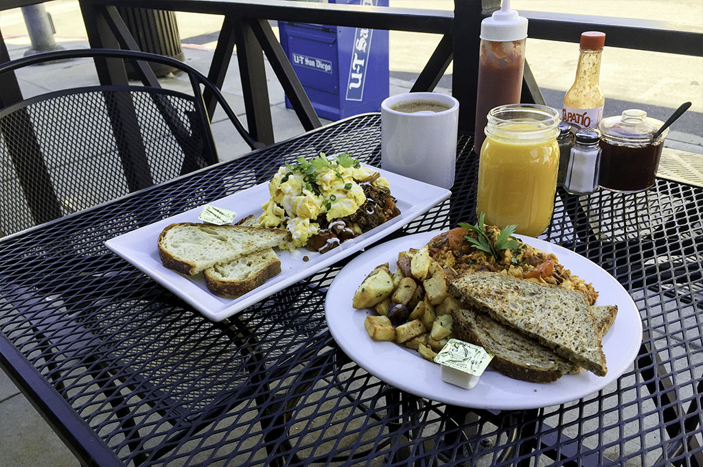 Kensington Cafe Good Eats San Diego Good Eats Local Mike Puckett DDM 10