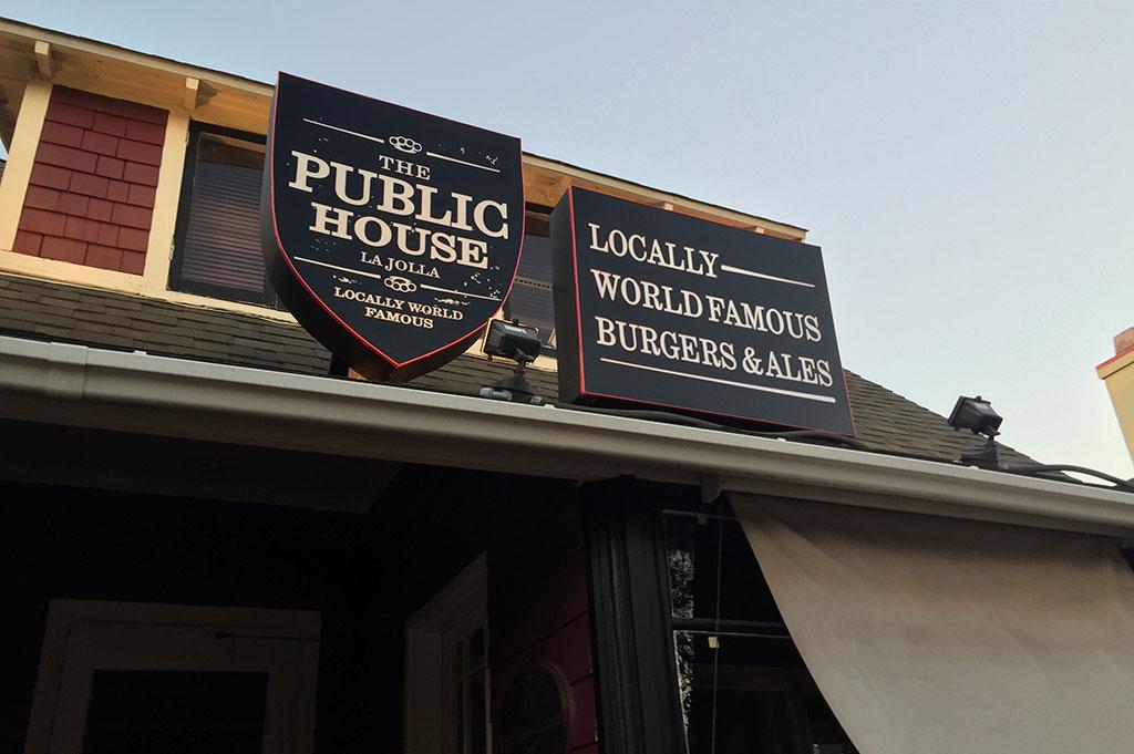 Public House La Jolla Top Cali Craft Beer Good Eats San Diego Mike Puckkett DDM 1