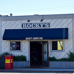 Rocky's Crown Pub