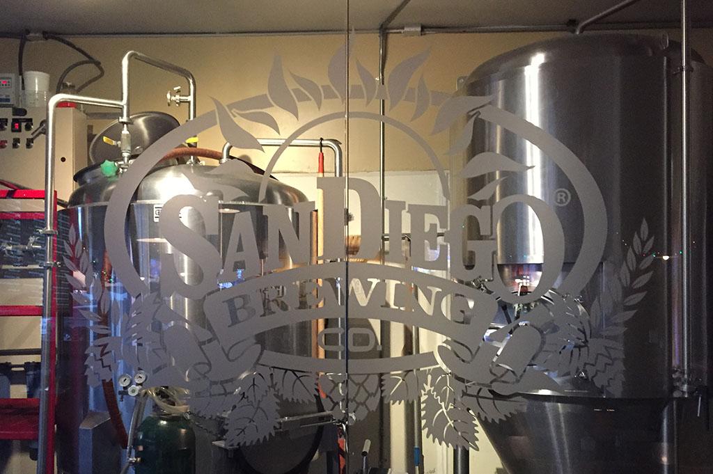 San Diego Brewing Company Top Cali Craft Beer Good Eats San Diego Mike Puckkett DDM 1