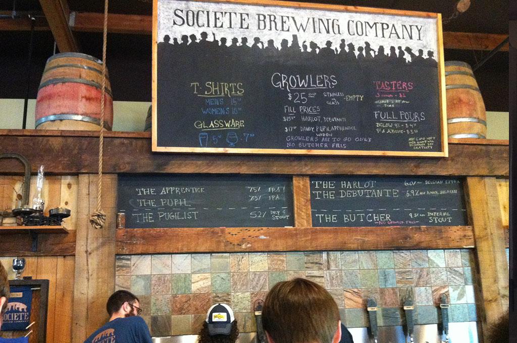 Societe Brewing Company Top Cali Craft Beer Good Eats San Diego Mike Puckkett DDM 1
