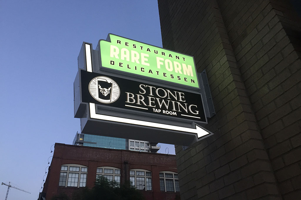 Stone Brewing Company Downtown Top Cali Craft Beer Good Eats San Diego Mike Puckkett DDM 1