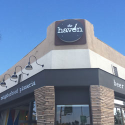 The Haven Pizzeria