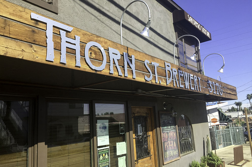 Thorn Street Brewing Company Top Cali Craft Beer Good Eats San Diego Mike Puckett Photography 1024 1