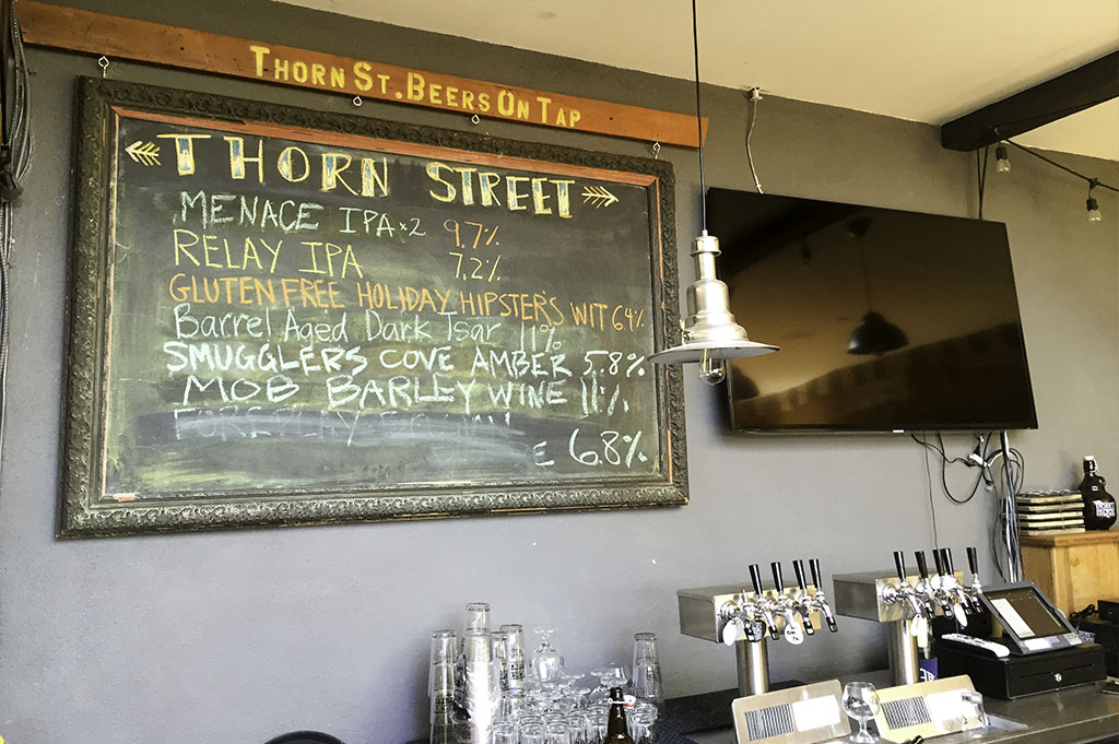 Thorn Street Brewing Company Top Cali Craft Beer Good Eats San Diego Mike Puckett Photography 1024 4