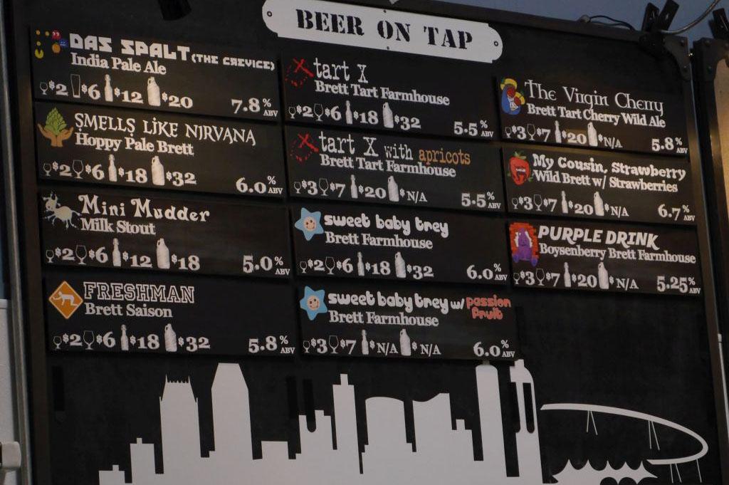 Toolbox Brewing Company 2 Top Cali Craft Beer Good Eats San Diego Mike Puckkett DDM 1