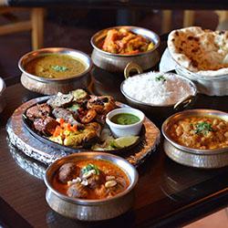 Gourmet India: 8/9