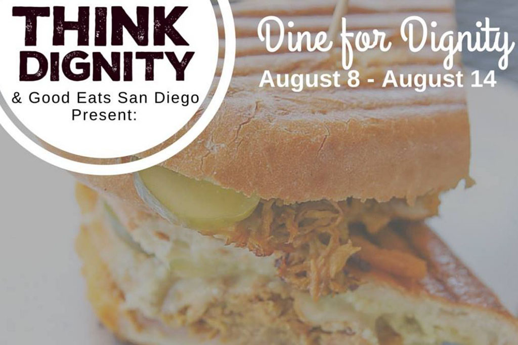 Think Dignity Dine for Dignity 2