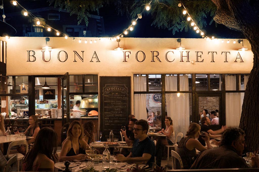 Buona Forchetta FILLER 2