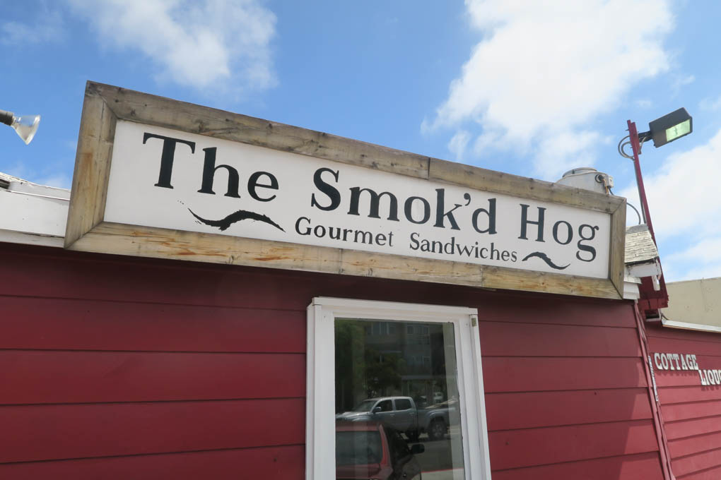 The Smokd Hog Good Eats San Diego California Local Josh Hockett Photography GW
