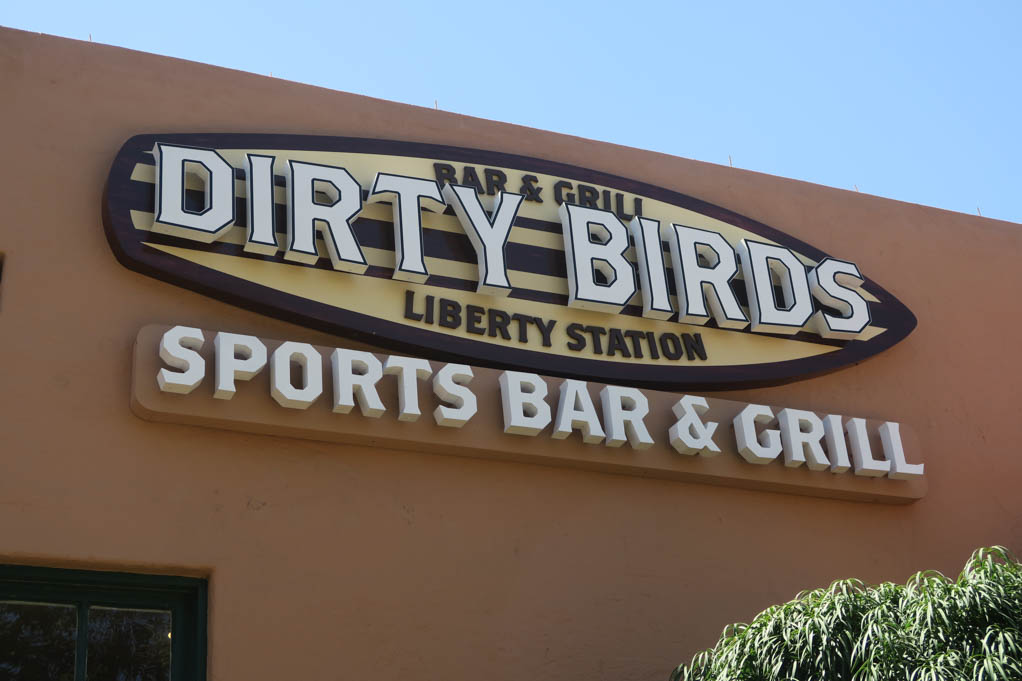 Dirty Birds Liberty Station Good Eats San Diego California Local Josh Hockett Photography GW_