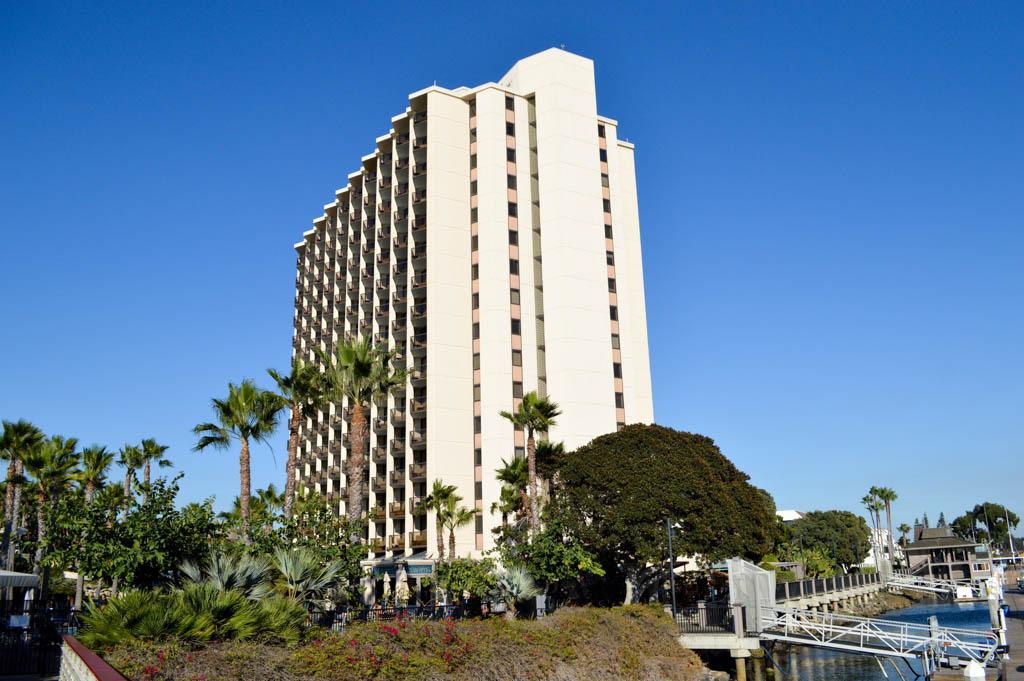 Hyatt Regency Mission Bay Good Eats San Diego California Local Mike Puckett GW-1