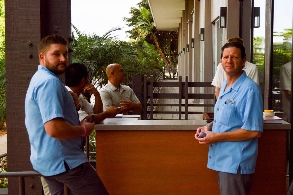 Hyatt Regency Mission Bay Good Eats San Diego California Local Mike Puckett GW-4