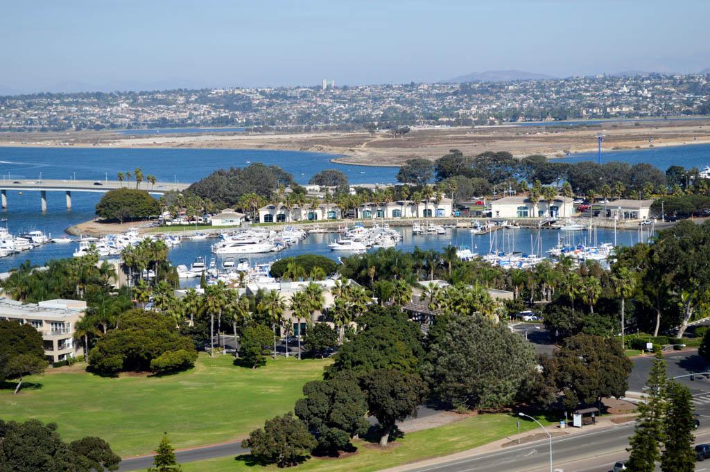 Hyatt Regency Mission Bay Good Eats San Diego California Local Mike Puckett GW-65