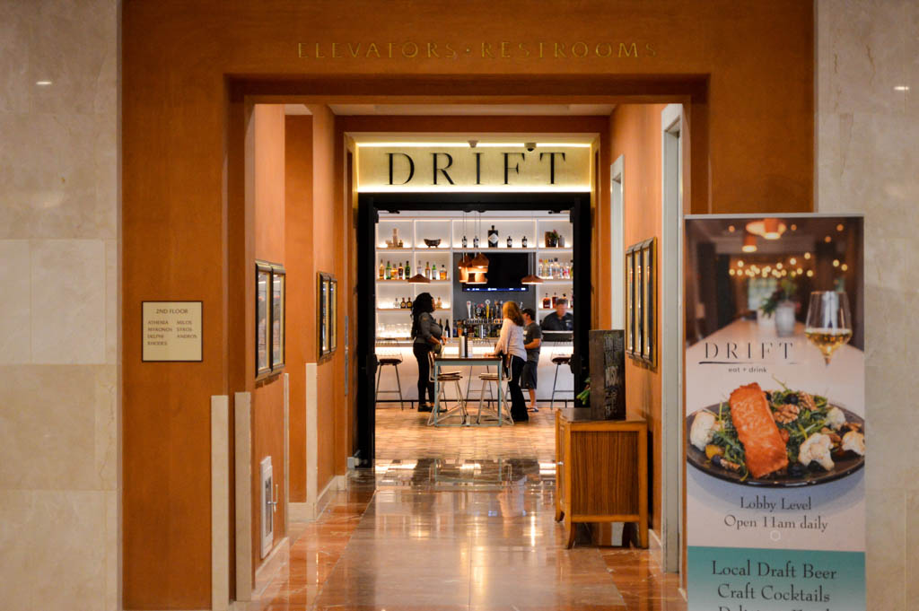 Drift Hyatt La Jolla Good Eats San Diego California Local Mike Puckett Photography G WEB 1-1