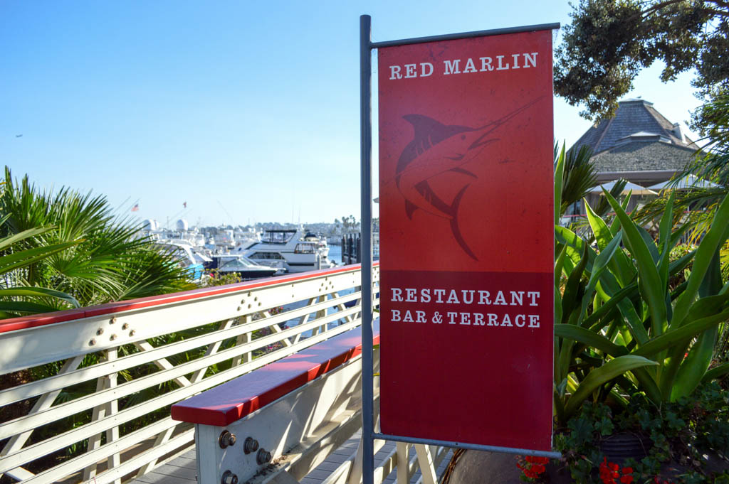 Red Marlin Hyatt Mission Bay Good Eats San Diego California Local Mike Puckett Photography WEB 1-1
